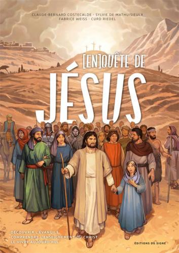 En quete de jesus