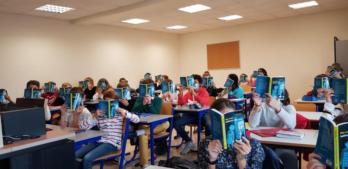 Lecteurs de graine d histoire